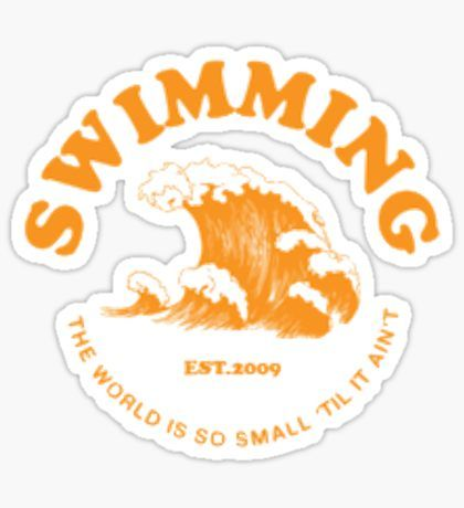 'mac miller swimming' Sticker by hlncxiiiv