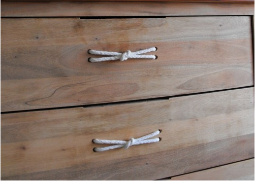 Steal This Idea For Drawer Handles Drawer Handles Dresser