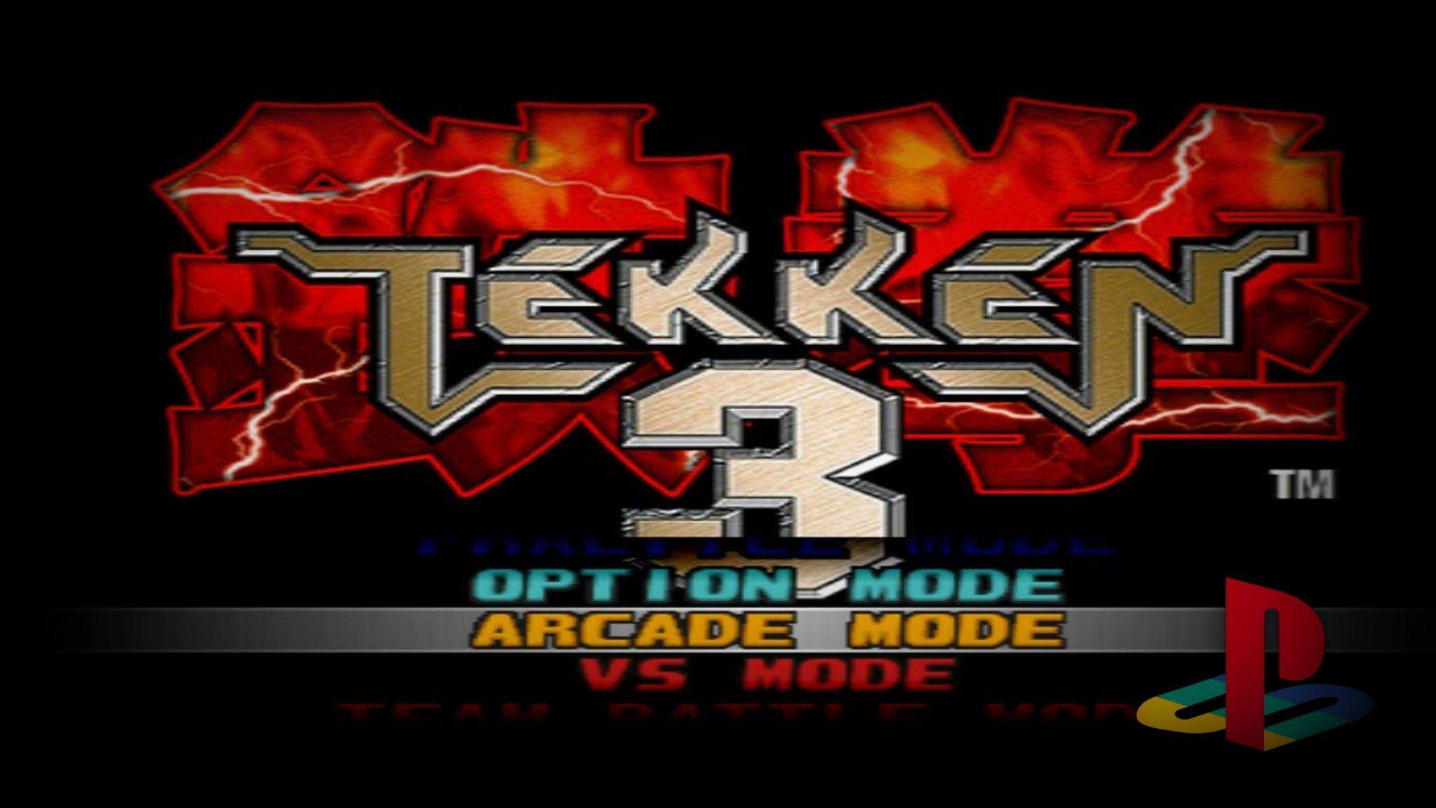 teken 3 menu screen (With images) Download games, Free