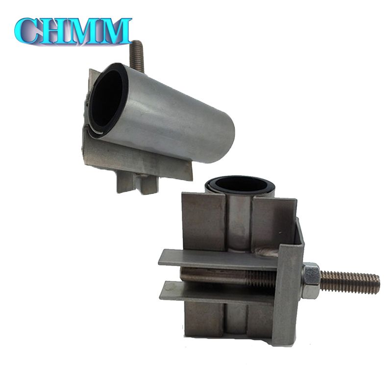 Pin On Ss F Type Stainless Steel Pipe Repair Clamp
