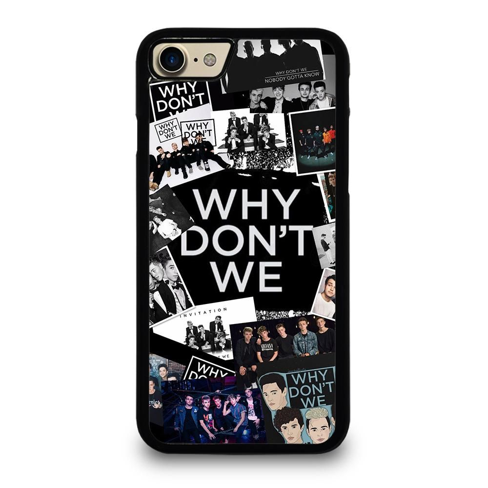 why dont we nobody gotta know iphone case