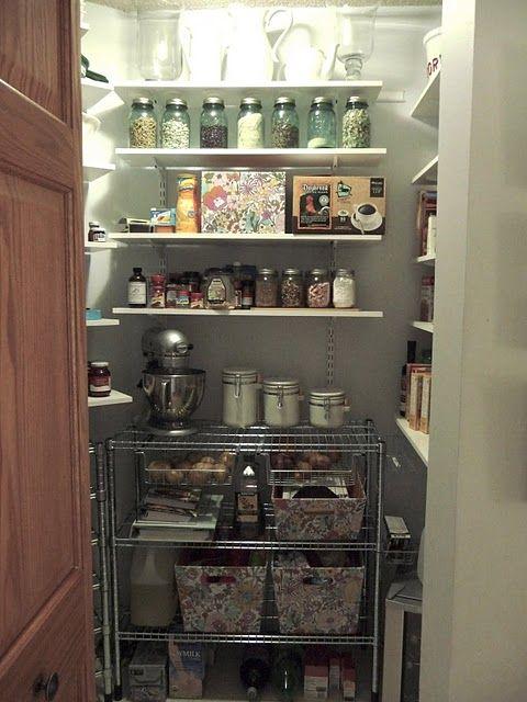Ikea Metal Storage Bins More Pantry Storage Ideas Pantry