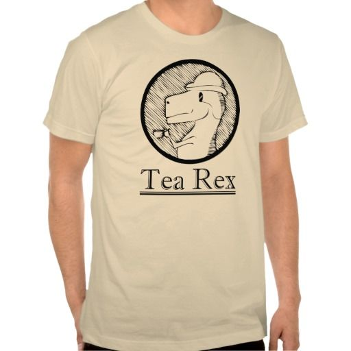 Tea Rex Shirts