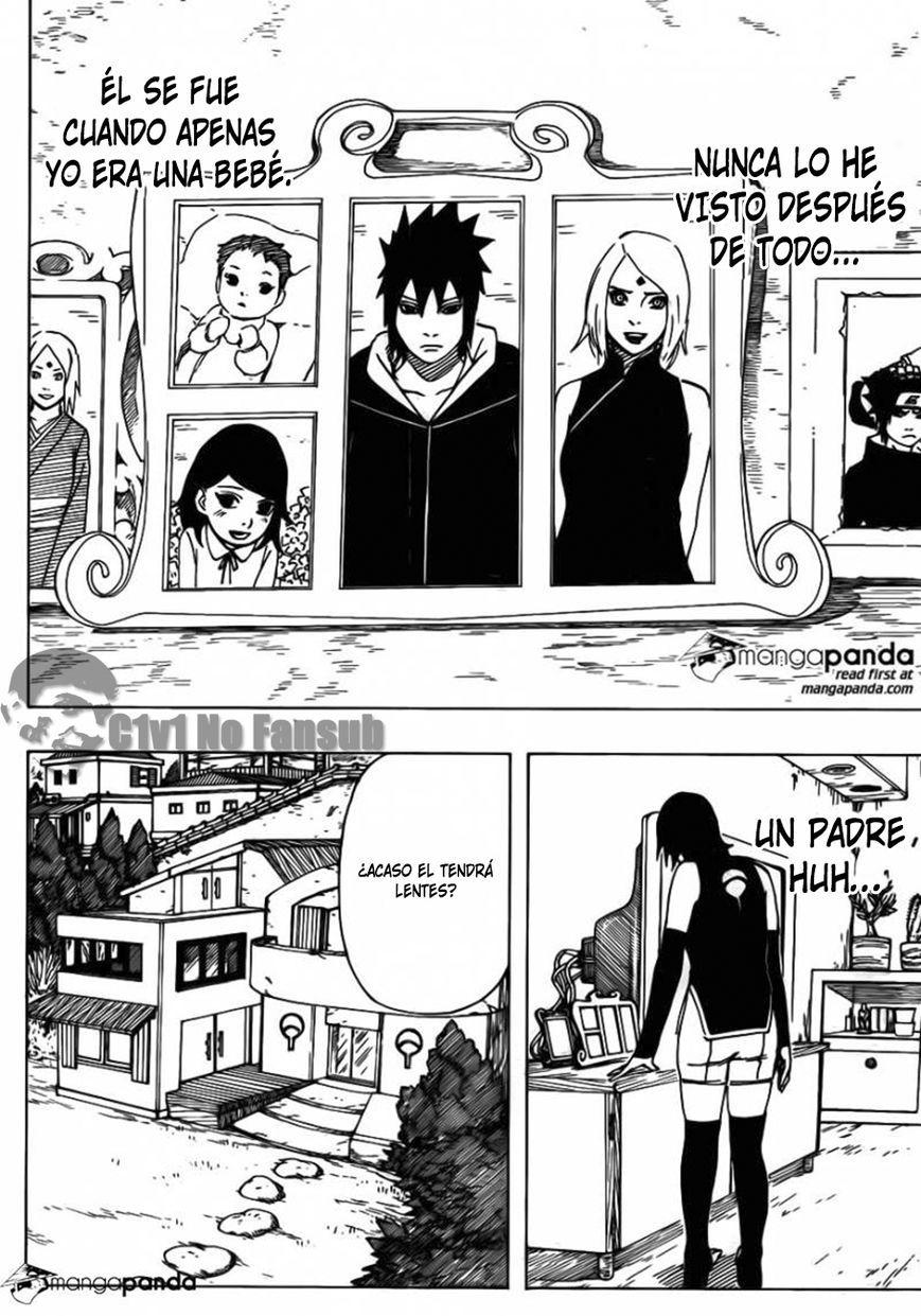 Naruto Gaiden manga capitulos 1 en Español Página 16 | dibujos ...