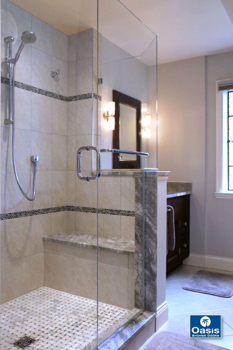Custom Shower Enclosures Oasis Shower Doors Shower Doors Shower Renovation Shower Stall
