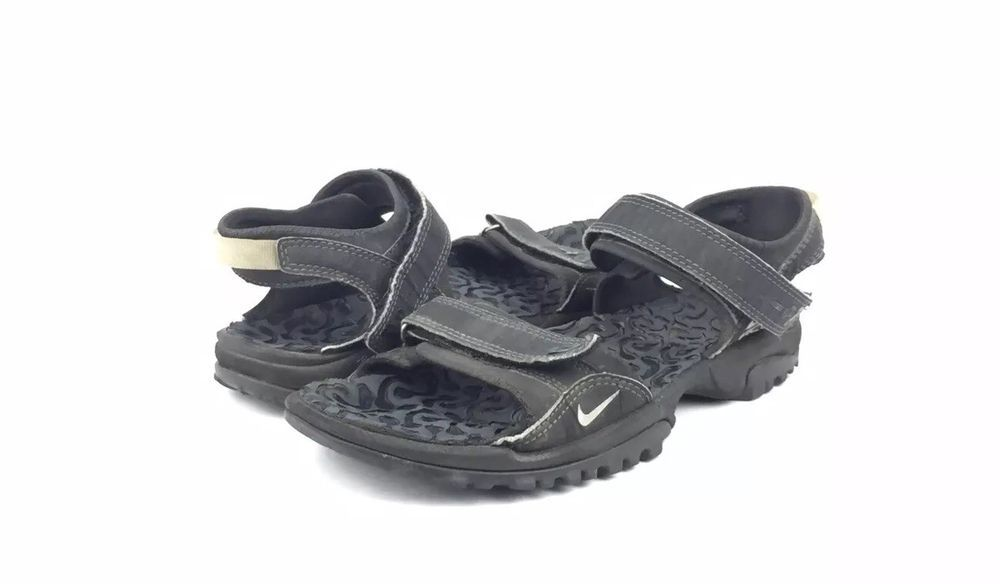 42b833019767 Vintage Nike ACG Womens Black Adjustable Sport Sandals Size 6  fashion   clothing  shoes  accessories  womensshoes  sandals (ebay link)