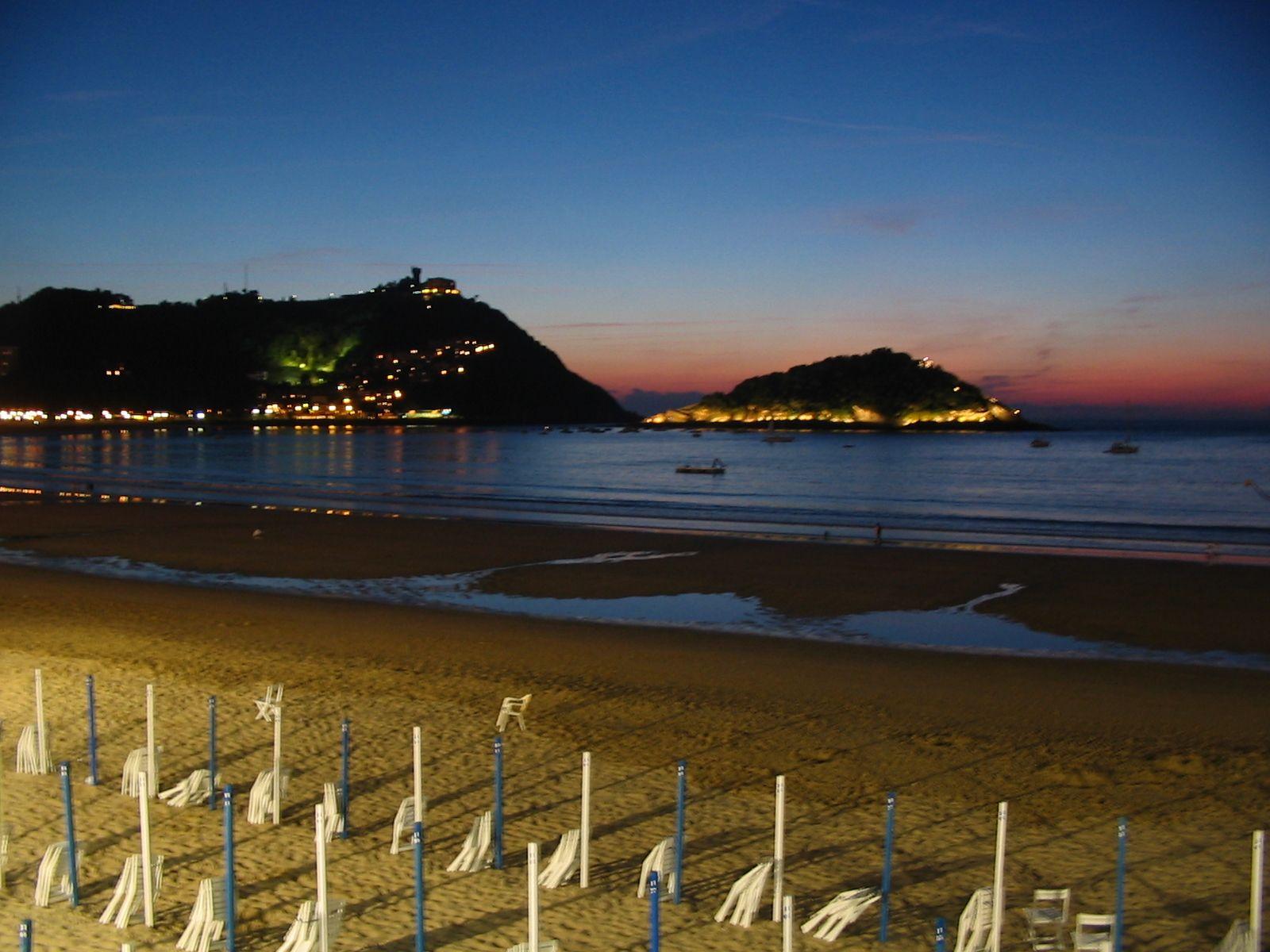 Pin En Donostia San Sebastián