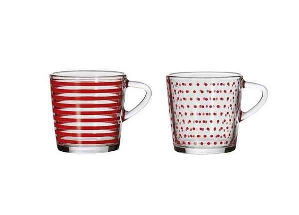 ikea - coffee & tea cups  COOOOOOL