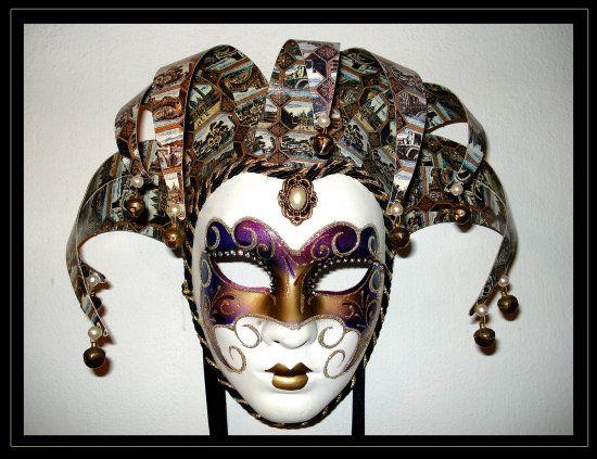 mascara carnaval venecia - Buscar con Google