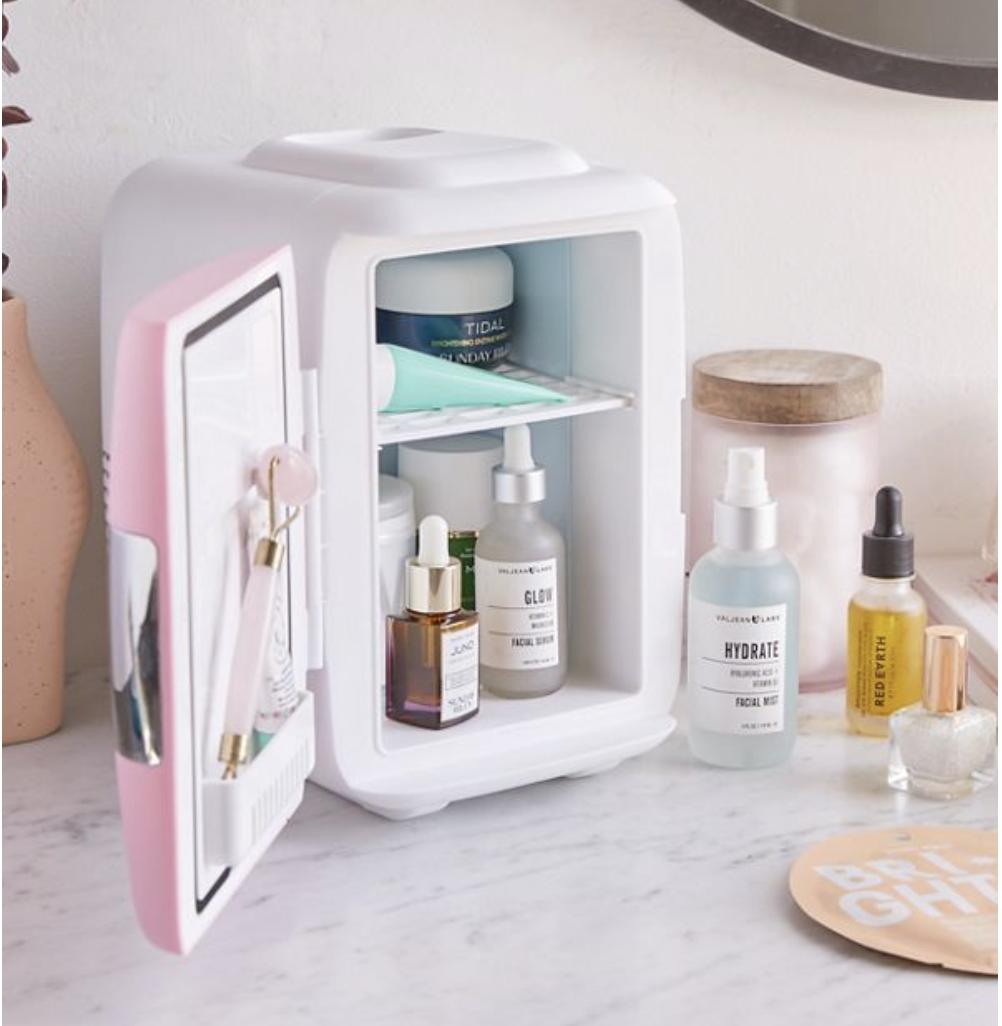 Cosmetics Mini Fridge Mini fridge, Skin care, Fridge brands
