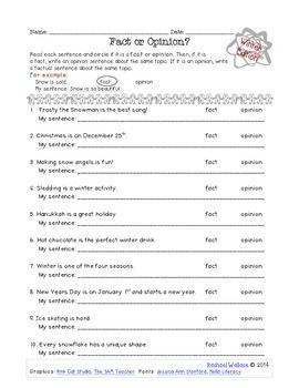 36++ Newest fact or opinion worksheet Most Effective