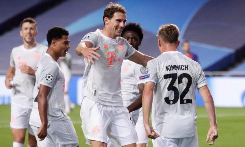 Bayern Múnich Vs Olympique Lyon En Vivo En Directo 19 08 2020 Bayern Munich Bayern Champions League