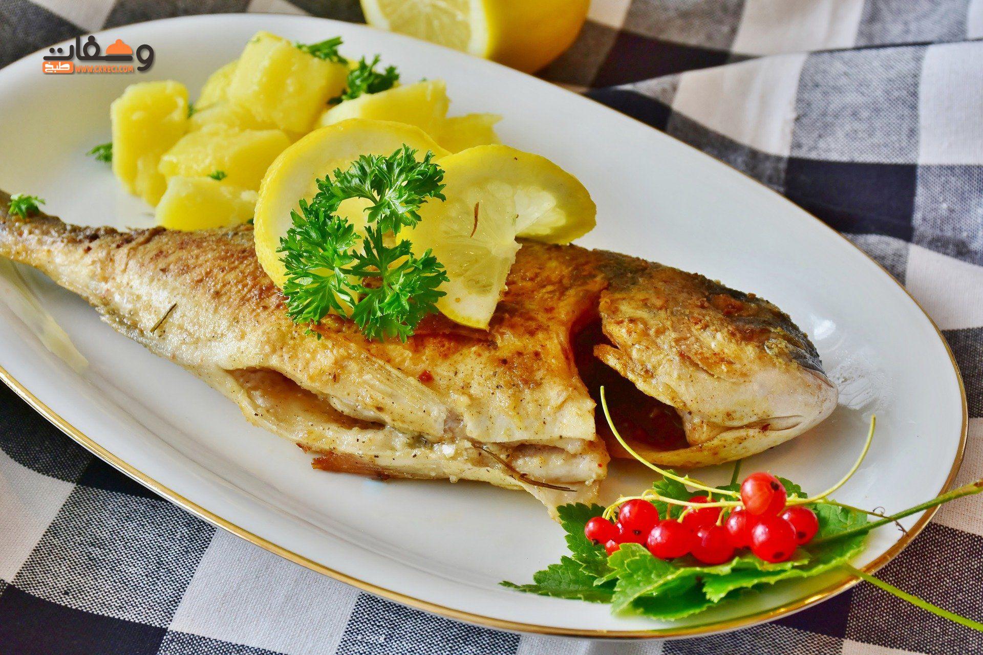 طريقة عمل سمك المقلي و 5 تتبيلات مختلفة Food Recipes Yummy Food