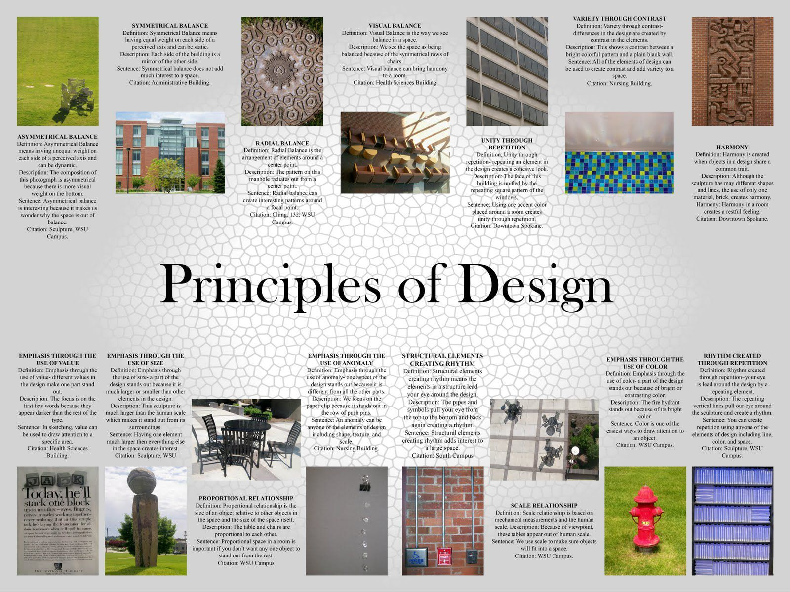 Principles And Elements Of Interior Design Gandum Principles Of Design Elements Of Design Interior Design Elements