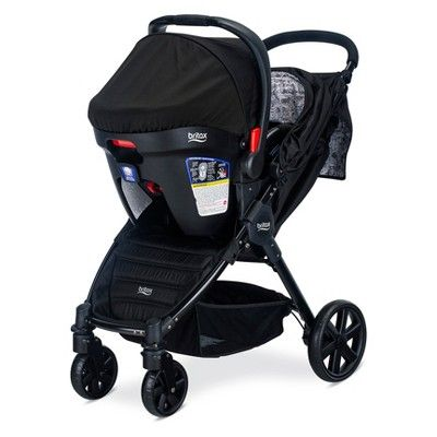 477fbb788 Britax Pathway & B-Safe 35 Travel System - Sketch | Products