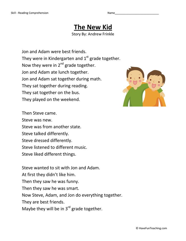 Pin By Have Fun Teaching On First Grade Reading Comprehension Worksheets, Reading  Comprehension, Comprehension Worksheets