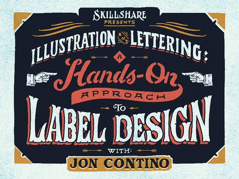 Illustration and Lettering: A Hands-on Approach to Label Design - Skillshare