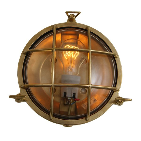 Adoo Marine Nautical Wall Light Manufactured In Ireland This Bulkhead Is Suitable