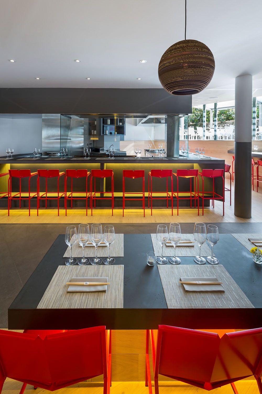 restaurant japonais design aix interior design pinterest restaurant restaurant. Black Bedroom Furniture Sets. Home Design Ideas