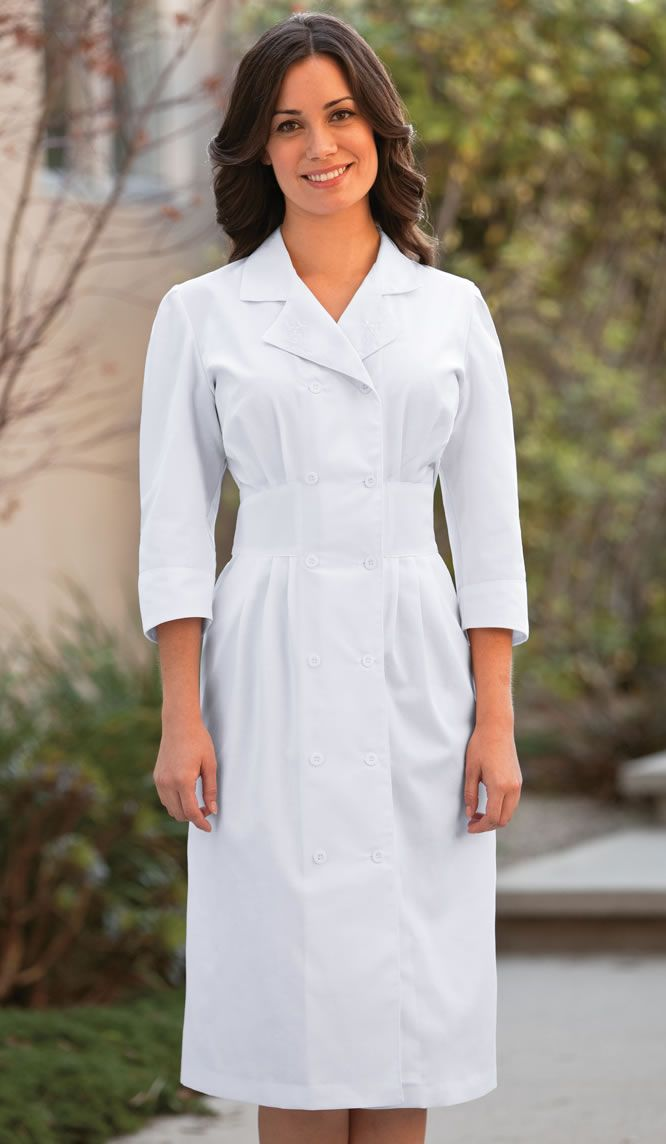 barco makes a vintage style nurse's uniform dress. ordering some ...