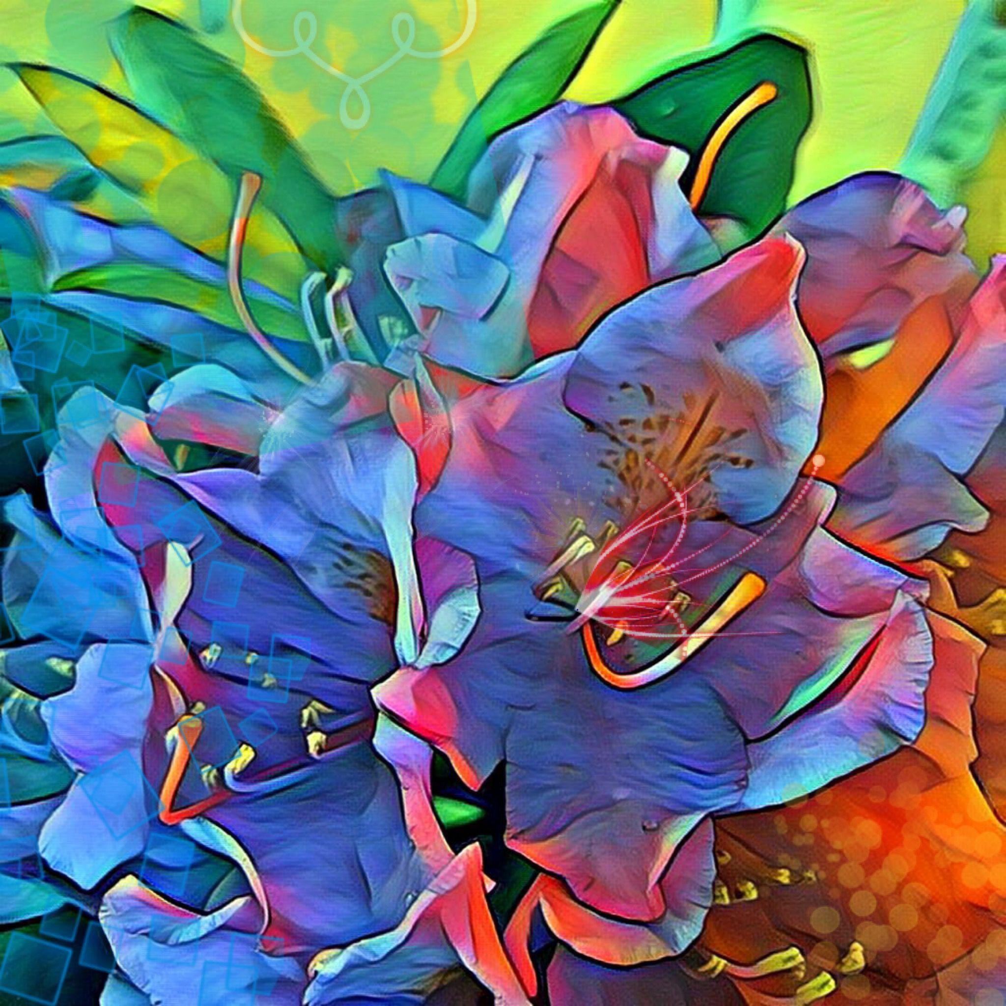 Zulauf Designs Batik Floral