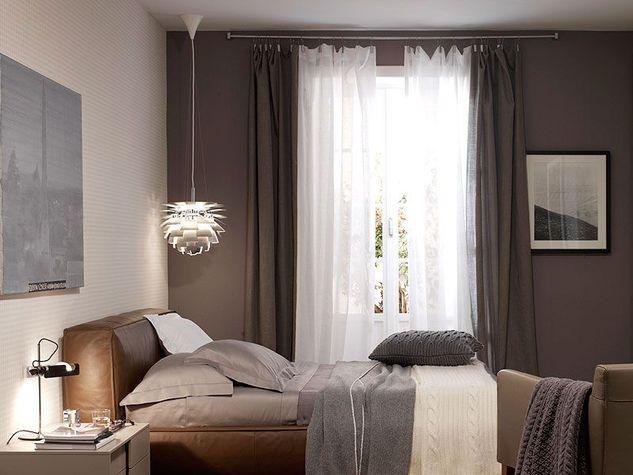 Idee Tende Per La Camera Da Letto : Tenda in camera da letto idee per la casa interiors
