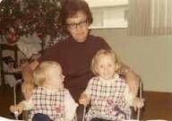 Robyn, Wendy and great grandma Francey