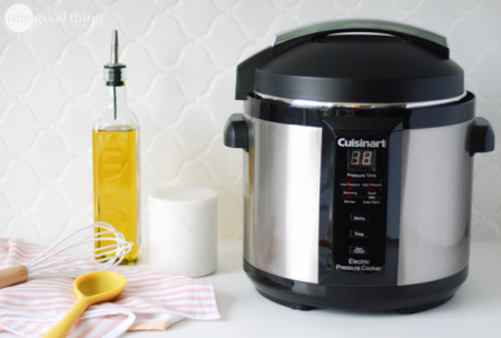 Uses for a Pressure Cooker