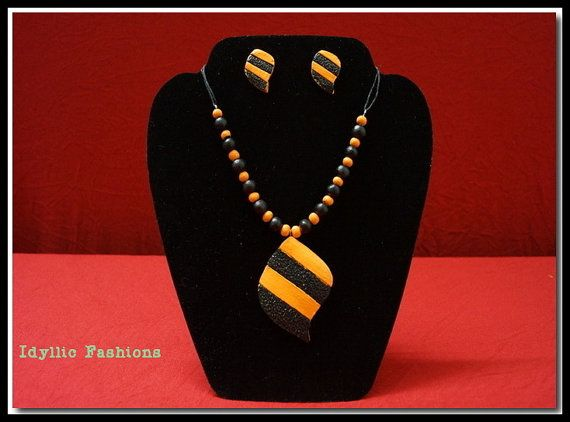 Beautiful Handmade Terracotta Jewelry