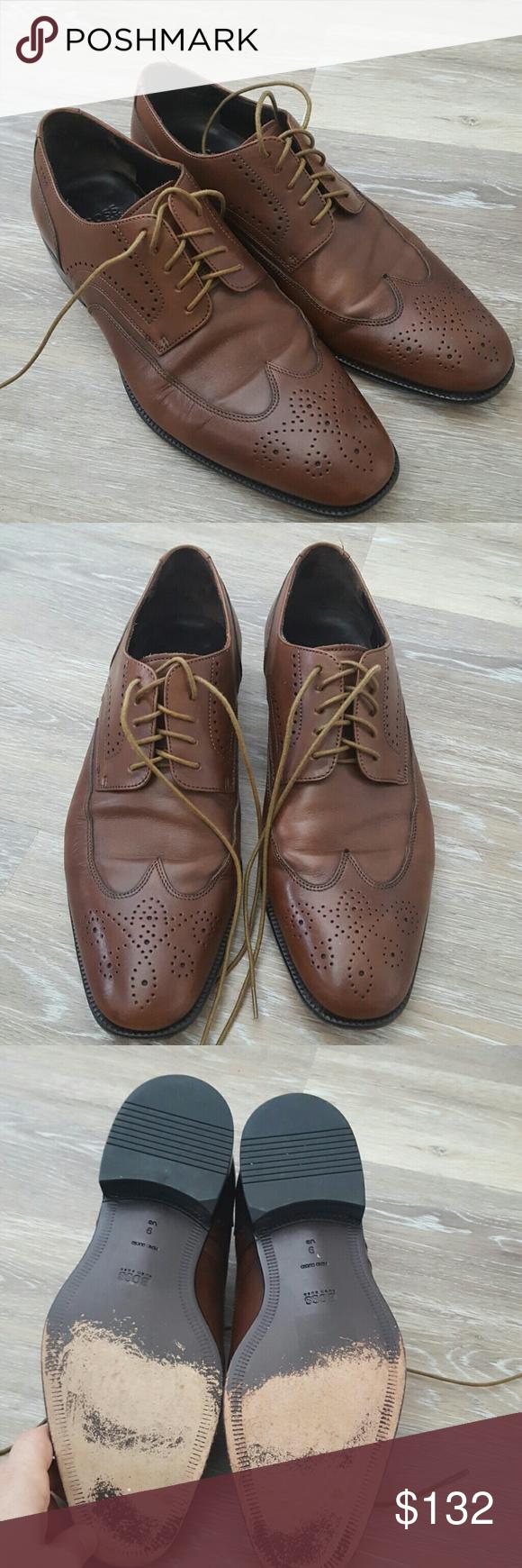 e28a4222e0d Authentic Hugo Boss vero cuoio shoes In very good condition. No trades Hugo  Boss Shoes Oxfords   Derbys