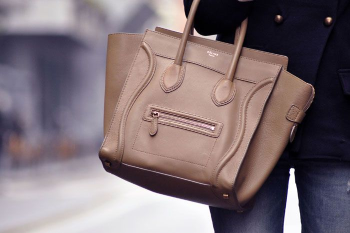 79e3f092e1b5c The Celine Luggage Bag Confirms 'It' Status With Booming Sales Reported By  Retailers | Things I Love | Celine bag, Celine tote, Celine tote bag