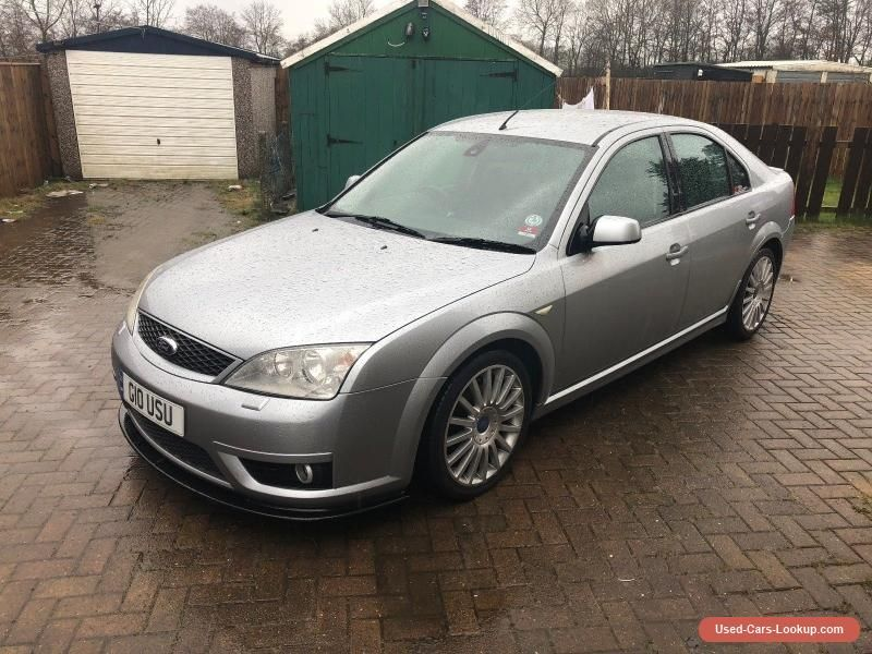 Ford Mondeo St 3 0ltr V6 Petrol Ford Mondeo Forsale Unitedkingdom Ford Mondeo Cars For Sale Damaged Cars