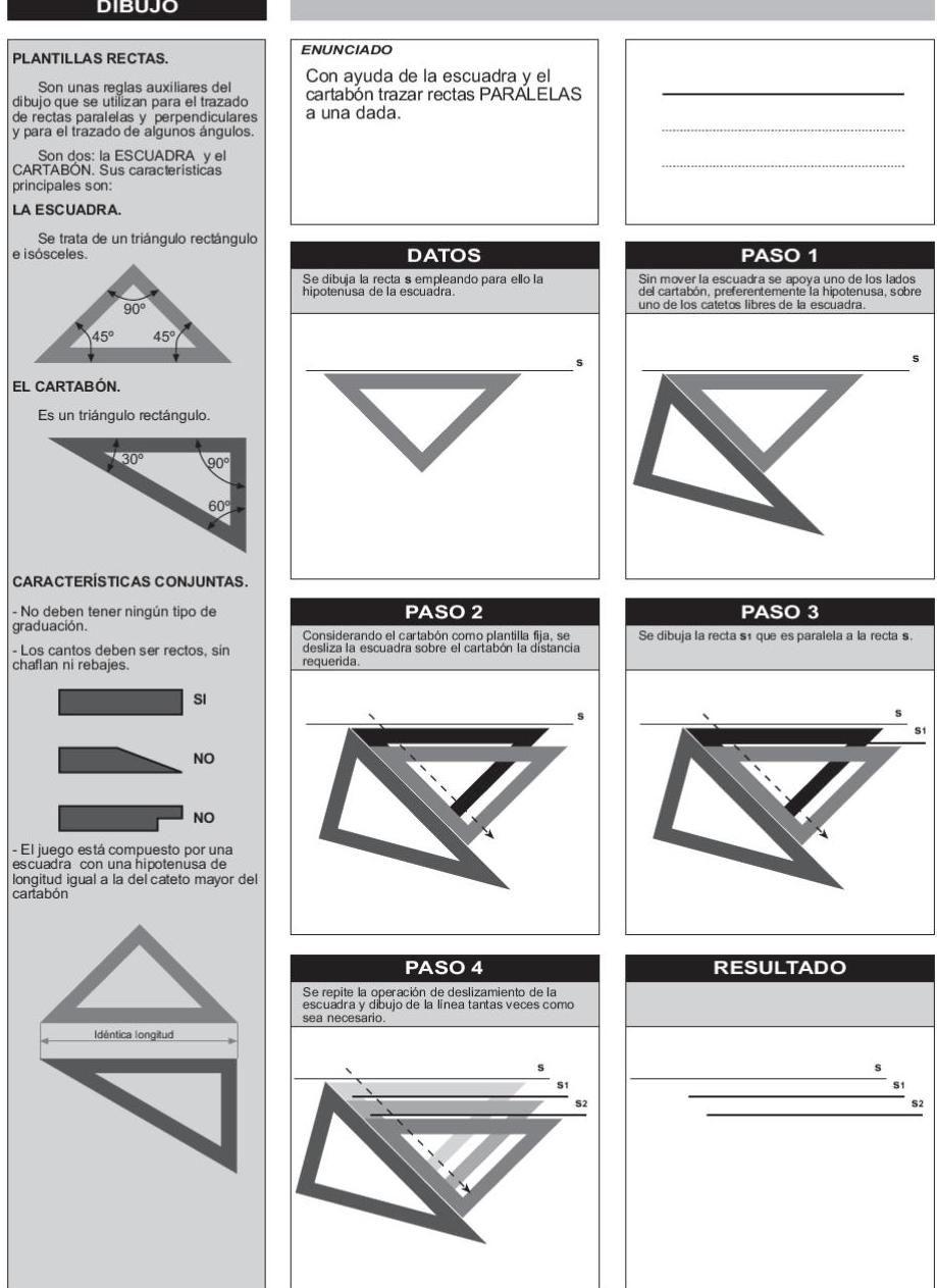 Dibujo Tecnico Técnicas De Dibujo Clases De Dibujo Tecnico Ejercicios De Dibujo