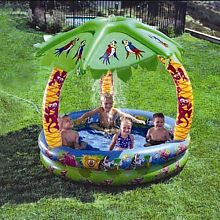 Sizzlin 39 cool jungle cruise canopy pool toys r us toys - Toys r us swimming pools for kids ...