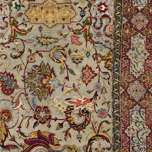 Silk & Metallic Threading