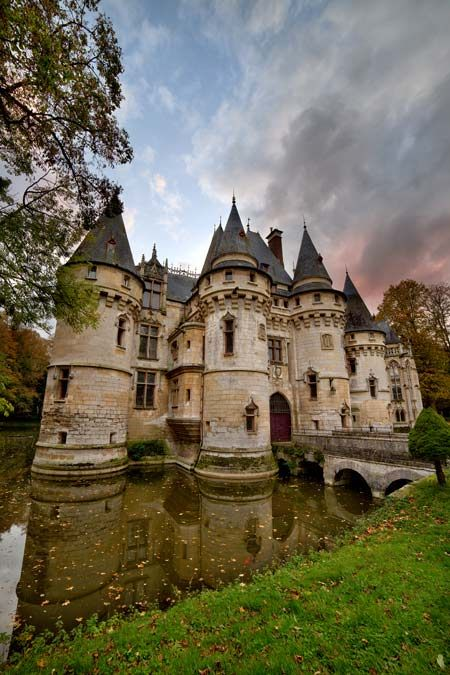 Isn T This Beautiful The Chateau De Vigny In Val D Oise France