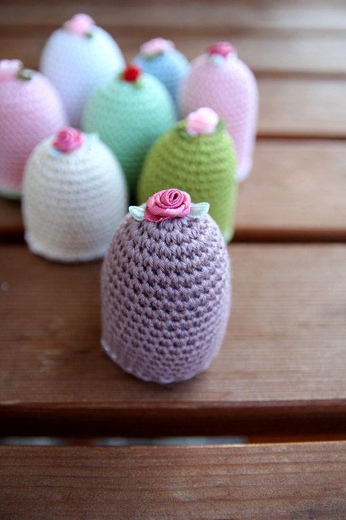 Praline kisses Guide. Crochet pattern, E-book | Häkelanleitung ...