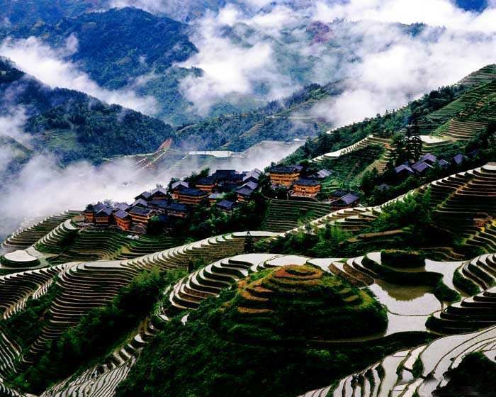Longsheng Rice Terrace | Destinations to leave home for