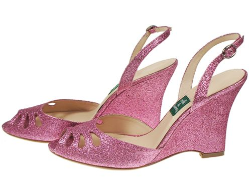 Design Your Own Glitter Shoes | Design Your Own Wedding Glitter High Heels & Pumps **swap for the big bow**