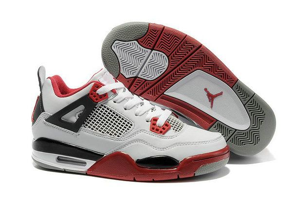promo code d8785 8233d Authentic Cheap Air Jordan 4 Fast Shipping Authentic Cheap Air Jordan 4  Fire Red White Varsity Red-Black Size Online