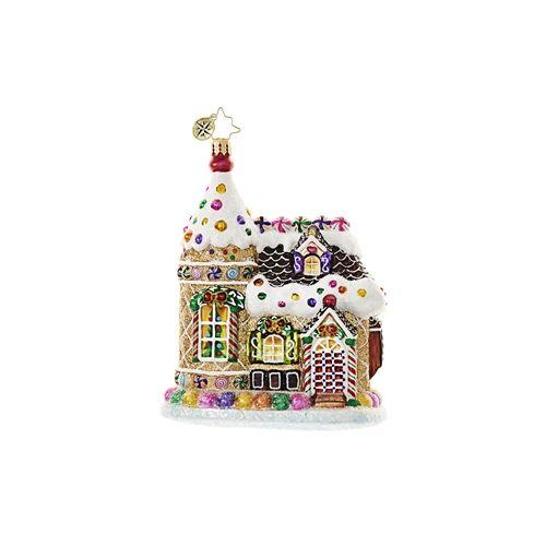 Christopher Radko Home Sweets Home Christmas Ornament 1018610