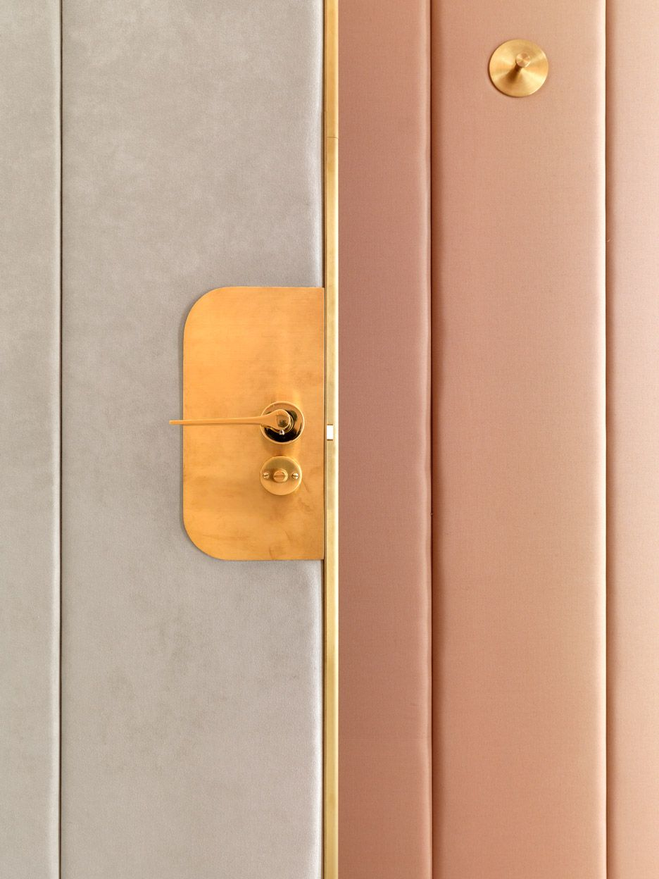 Golden u Glamorous Handle Pinterest Detail Doors and Interiors