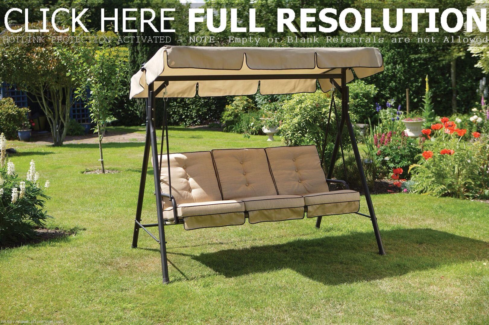 Swing seat with shade swings pinterest