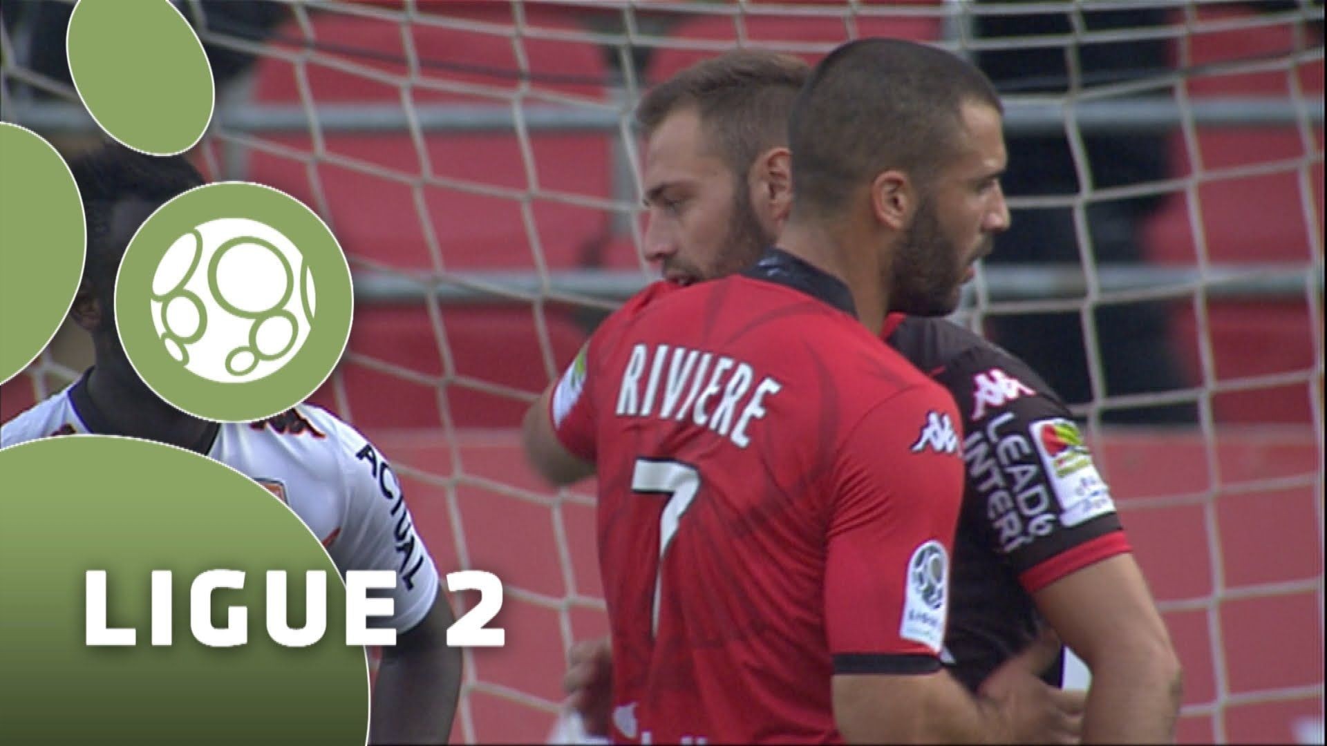 Dijon FCO - Stade Lavallois (2-0)  - Résumé - (DFCO - LAVAL) / 2015-16