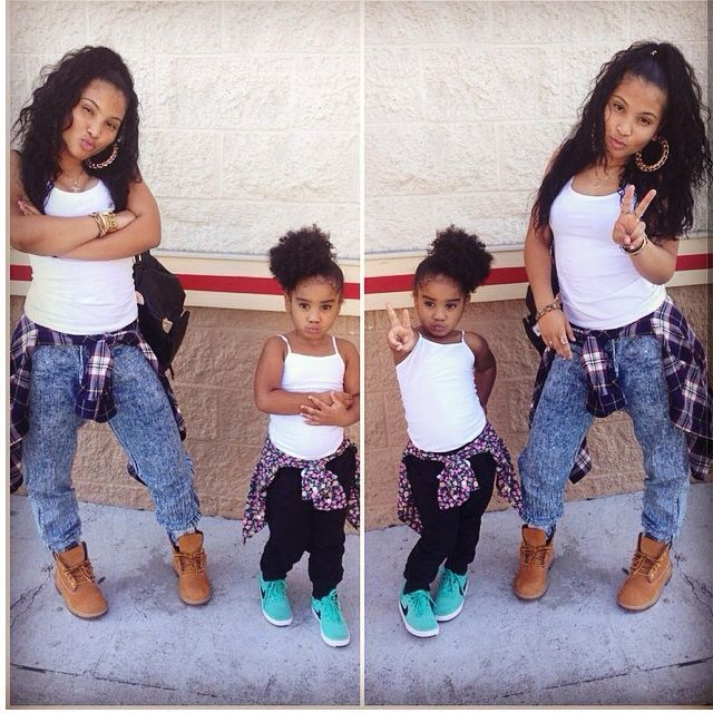 Matching Mommy And Me Picture | Maiyah U0026 Me | Pinterest | Swag Family Goals And Goal