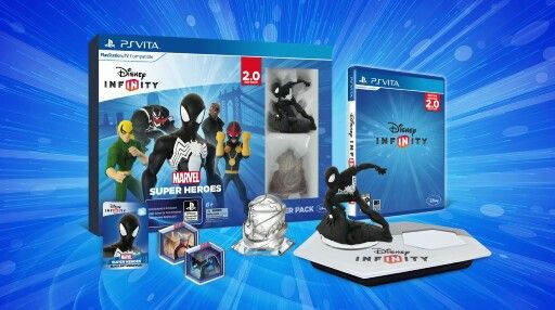 If Anyone Is Waiting To Get Disney Infinity 2 0 For Their Playstation Vita The Wait Is Almost Over The Vita Exclusive Starter Pack Was Announced For A May 201
