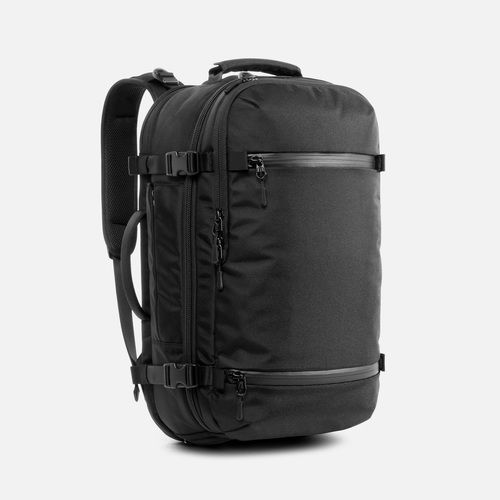 The Travel Pack is a versatile carry-on backpack designed for the smart traveler. Dedicated compartments for your travel essentials and technology keep you organized and ready for any journey.