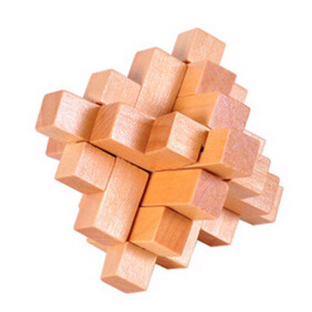 D-Toys Puzzles Expert 3D Puzzle IQ Game 9