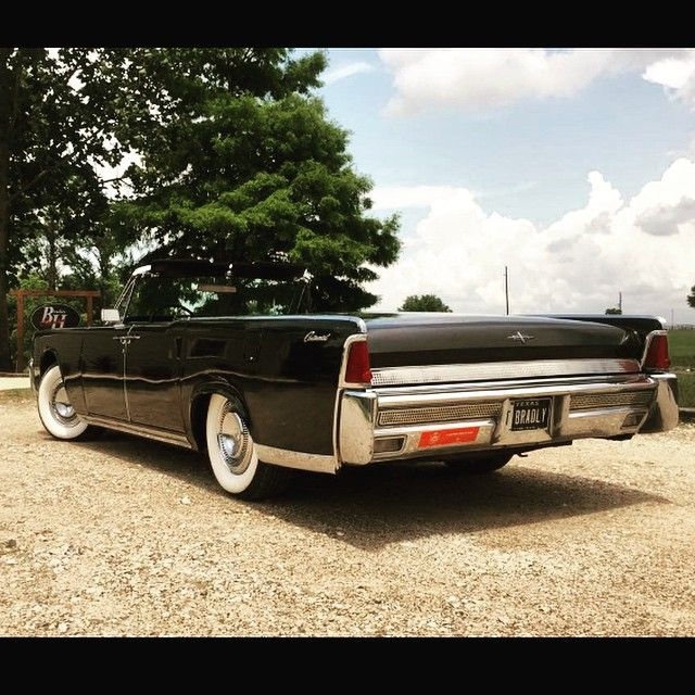 Suicide Slabs | A blog dedicated to 1961 through 1969 Lincoln Continentals