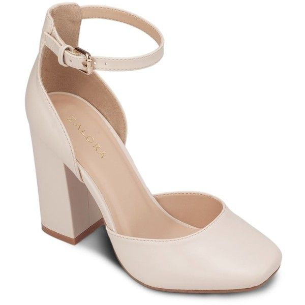 Zalora / High Heel Pumps / Beige